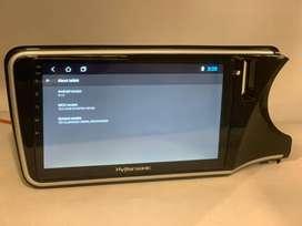 kbh brand new honda city android music system (931111O330)