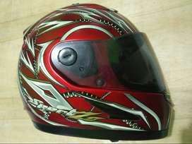 Helm SPORT Z YAMAHA (ORIGINAL )