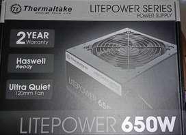 Power Supply Thermaltake 650 watt