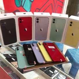Iphone 11 128Gb semua warna lengkap
