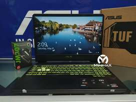 Laptop Gaming Asus TUF FX505DD Ryzen 5 Layar IPS FULL HD Bezelles Gara