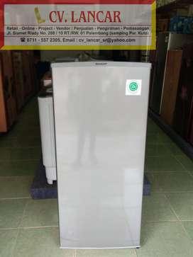 freezer 6 Rak SHARP (gratis ongkir)