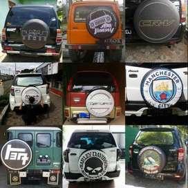 COVER Ban Jeep Offroad  DLL tutup ban terios & rush feroza, katana#Fan