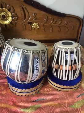 A+ Grade New 1 Set Tabla Pair for Stage Performance