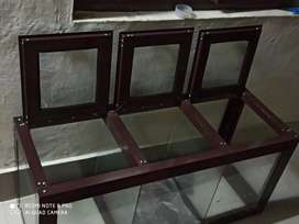 GLASS BOX suitable for tea shops