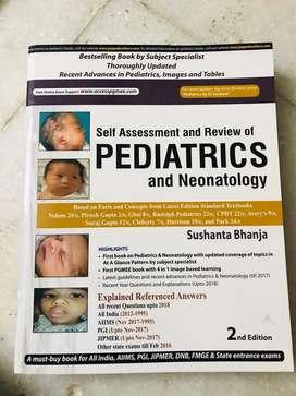 Pediatrics neet pg by Sushanta Bhanja