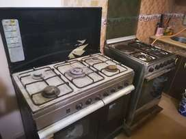 Branded NasGas & Nahdi Gas and electric ovens and stove