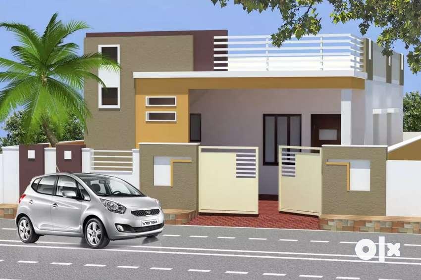 Gated community houses sreecity-5 kantheru 0