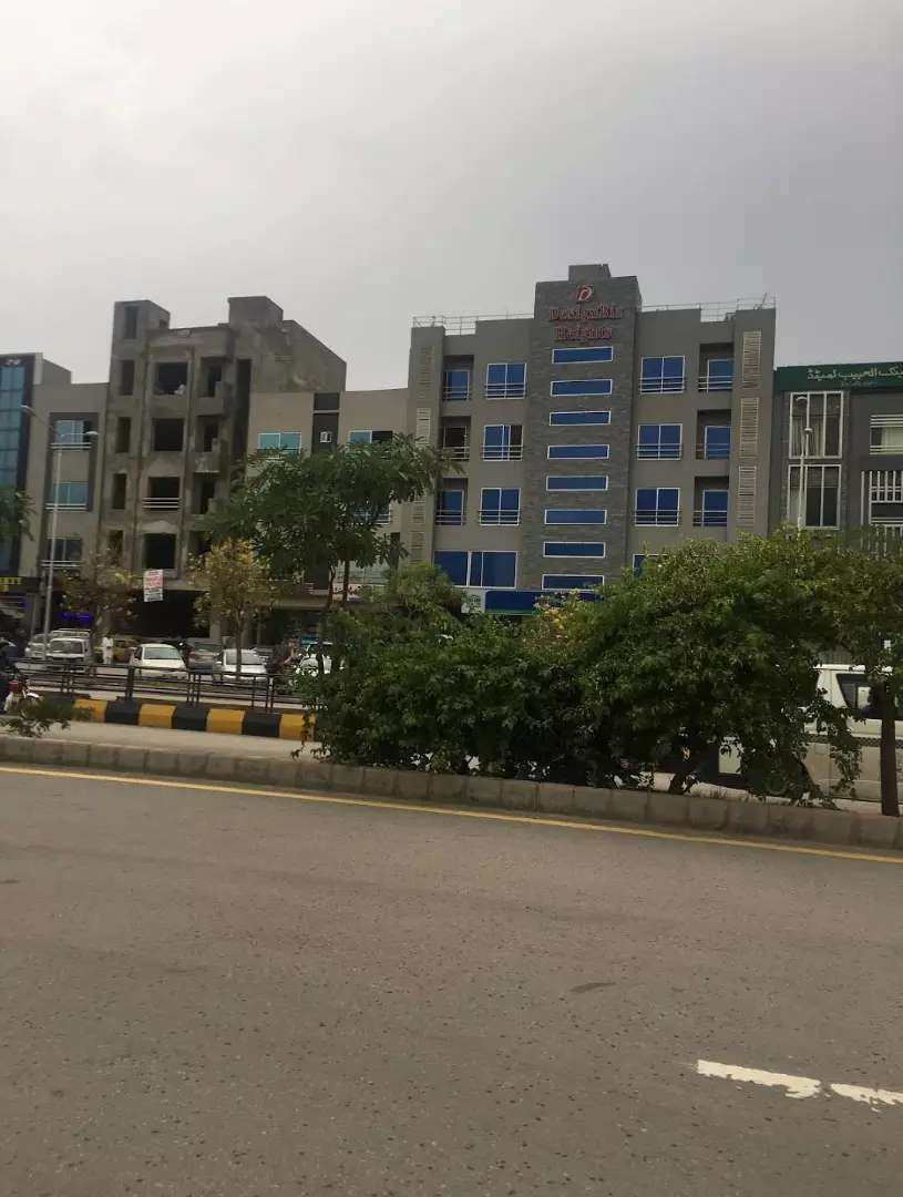 Plaza for sale in Bahria Town Phase 8 0