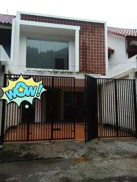 Rumah siap huni di Buaran Duren Sawit Jakarta Timur