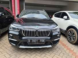 Bmw X1 1.8 at 2017 panoramic, dp 135 jt saja