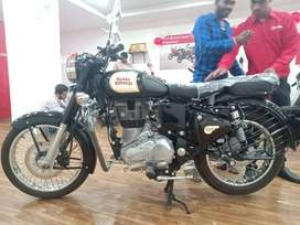 Good Condition Enfield Enfield Classic350 with Warranty |0299 Hydrabad