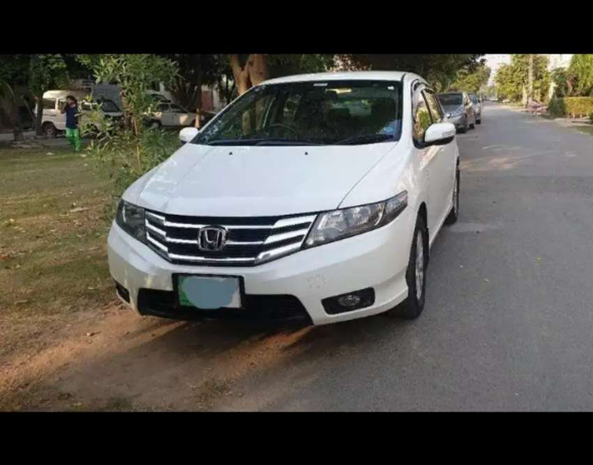 Honda City prismatec 2017 get on monthly installment 0