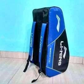Tas Raket Ransel Badminton Lining