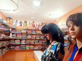 Women boutique shop for sale at Kalpakkam