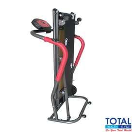 Manual TOTAL fitness treadmill dua fungsi
