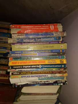 Btech Computer Engineering all books