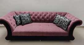 Custom-Made Superior Quality Sofa Set