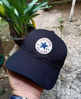 Topi Converse Black Original BNWT