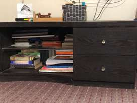 Tv console/tv table for sale!