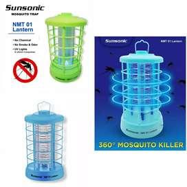 Lampu perangkap nyamuk