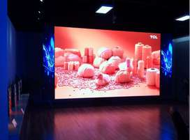 SMD screen / Media wall available on rent