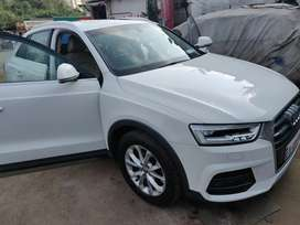 Audi Q3 2017 Diesel Well Maintained