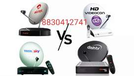Dish Tv Connection Available