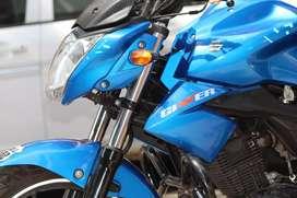 Suzuki Gixxer 2014 Well Maintained