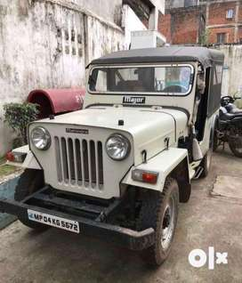 Mahindra Jeep 2002 Diesel Well Maintained