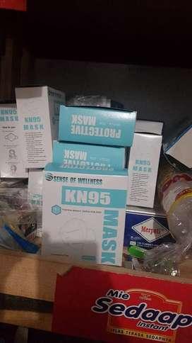 Masker KN95 standar medis