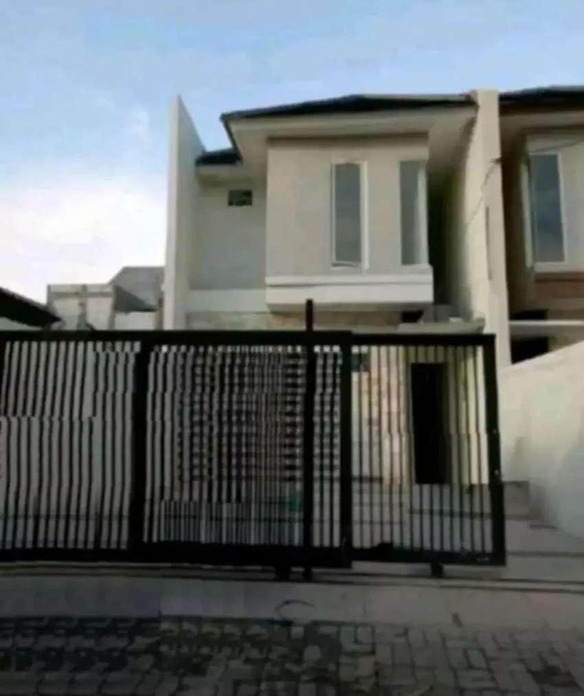 Rumah Baru Gress Klampis Semolo - Nginden Manyar Tenggilis  Jemursari