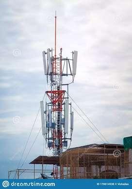 4G 5G Tower jobs