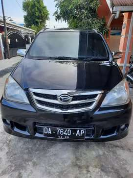 Daihatsu xenia type xi family th 2011 warna hitam manual