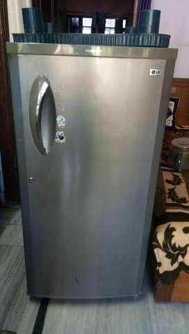 LG refrigetor 180 Ltr Singe door