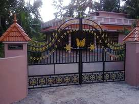 3BH2K house with 30 Cents of Land near Omalloor