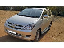Innova car for rent on daily or weekly rent. Car