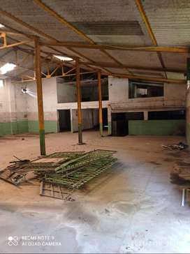 A 6000 sq.ft Godown at Bahu Bazar  is available for rent.