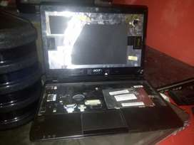 Casing Acer Aspire one 722