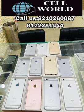 Iphone 6s 32/64 all colours are available