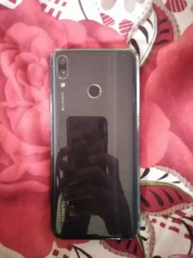 Y9 2019 4gb 64gb exchange possible with infinix hot 9 or 10