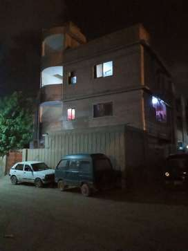 New Furnished 84 Sq. Yards G+2 House For Sale in Muslim Town