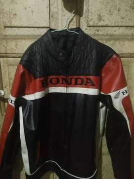 Jaket kulit Honda Cs1 Ori