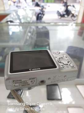 Canon PowerShot A710 IS 7.1MP