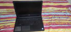 Dell Inspiron 15 3000 1.5 year old with bill and box