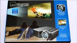 LED MINI HD Projector UNIC UC28 with Remote Control