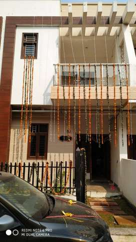 3 BHK Fully furnished Villa on rent in Shahberi Noida extension