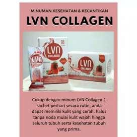 Lvn collagen minuman untuk kesehatan