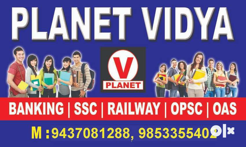 Planet Vidya- Faculty/ Teacher for Competitive Entrance Exam Coaching 0