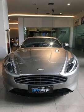 Aston Martin DB9 AT 2016 Silver